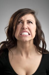 Woman Dismayed to Learn the Effects of Teeth Grinding