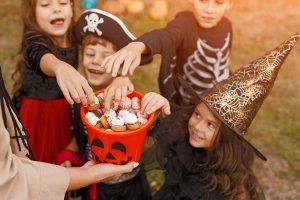 richardson halloween candy